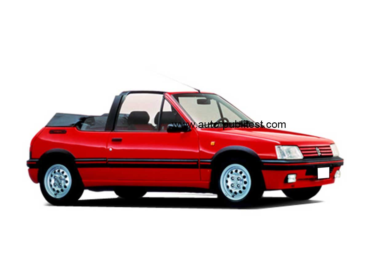 1983 Peugeot 205 Sr 1 4 Related Infomation Specifications