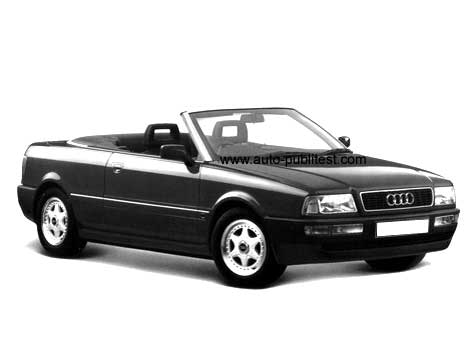Audi Coup Cabriolet 1988 Careos