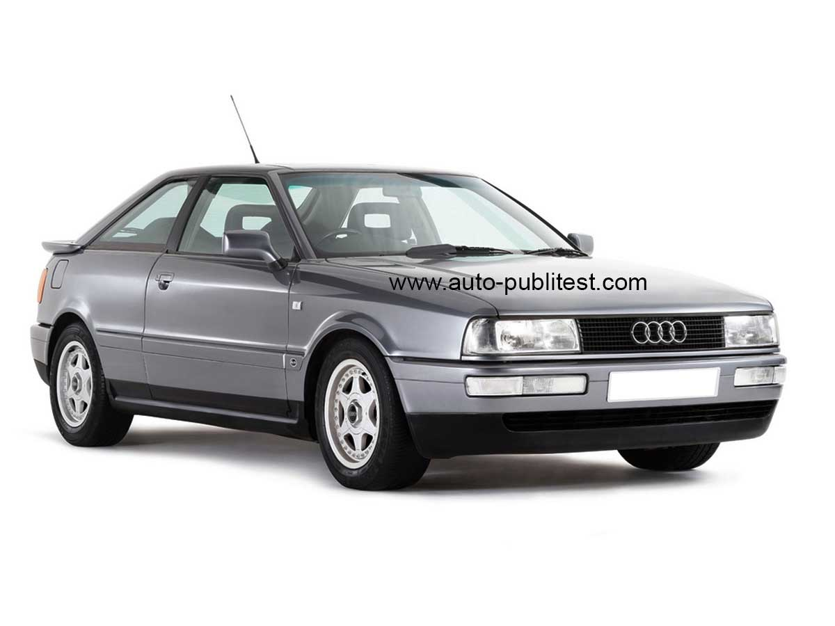 Audi Coup 233 Cabriolet 1988 Careos