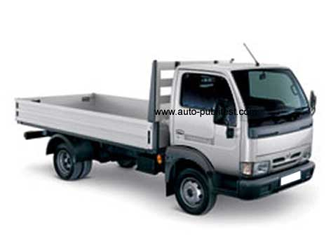 Nissan Cabstar Ii 1992 Careos