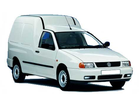Volkswagen Caddy (1997)