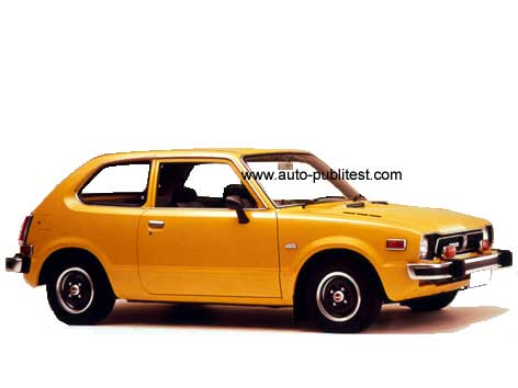 Honda Civic Ii 1980 Careos