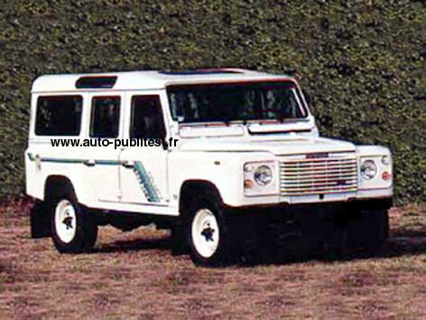 Land-Rover Defender 1969