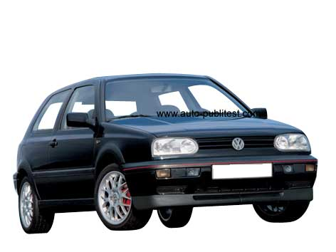1991 volkswagen golf iii. Black Bedroom Furniture Sets. Home Design Ideas