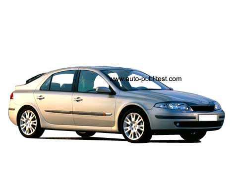 renault laguna ii 2001 careos. Black Bedroom Furniture Sets. Home Design Ideas