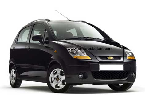 chevrolet matiz 2005 careos. Black Bedroom Furniture Sets. Home Design Ideas