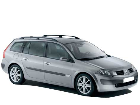 renault megane ii estate 2003 careos. Black Bedroom Furniture Sets. Home Design Ideas