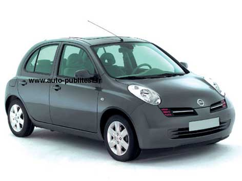 2003 nissan micra 1 2 automatic k12 related infomation specifications weili automotive network. Black Bedroom Furniture Sets. Home Design Ideas