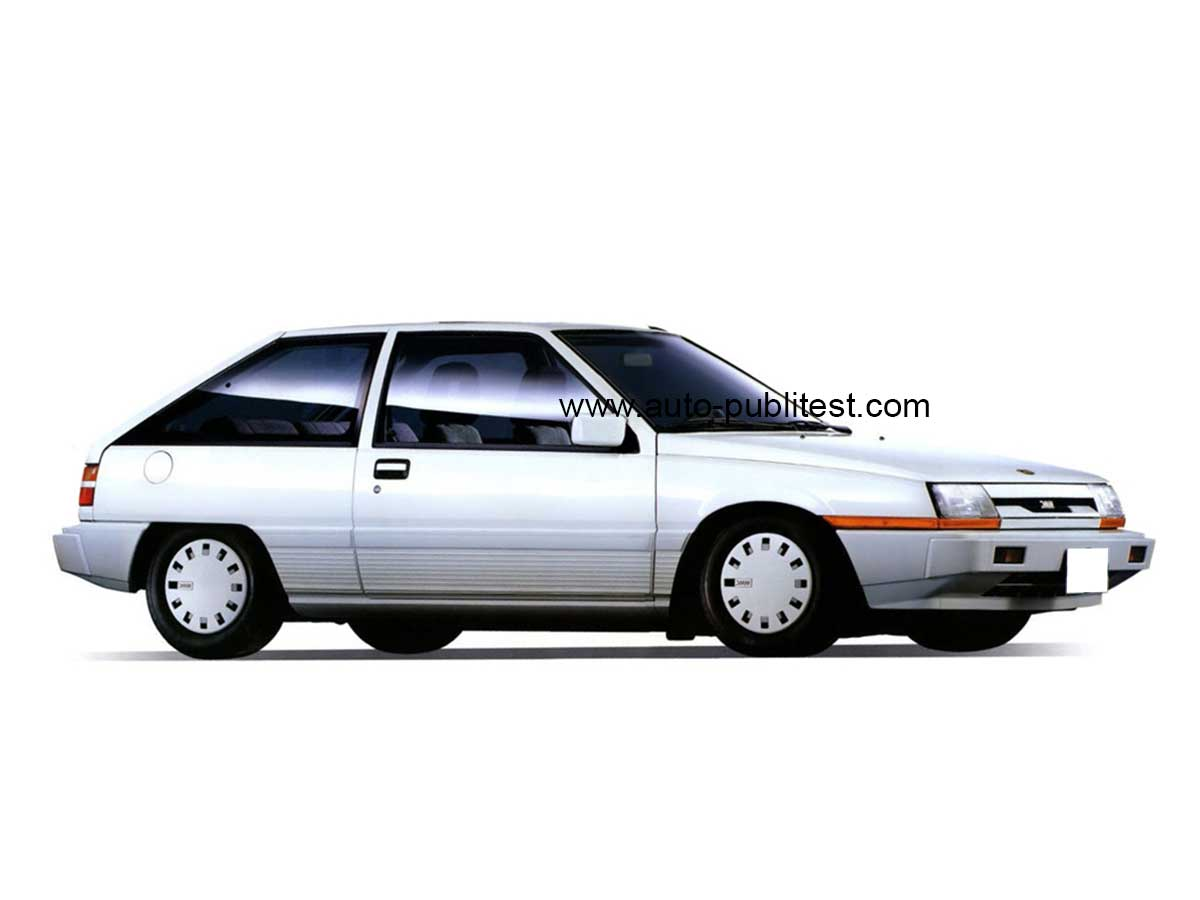 Mitsubishi Mirage 1985 - Careos