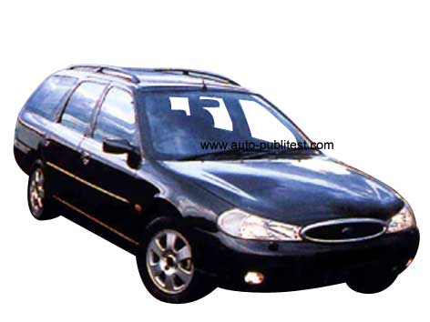 ford mondeo i p 2 1996 careos. Black Bedroom Furniture Sets. Home Design Ideas