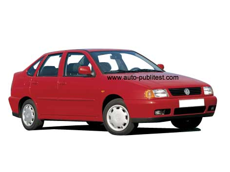 volkswagen polo iii classic 1996 careos. Black Bedroom Furniture Sets. Home Design Ideas
