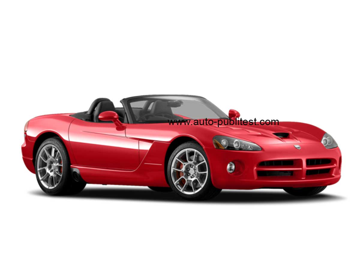 Mike Raisor Ford >> Chrysler Viper (1995)