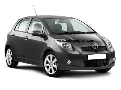 toyota yaris ii 2005 careos. Black Bedroom Furniture Sets. Home Design Ideas